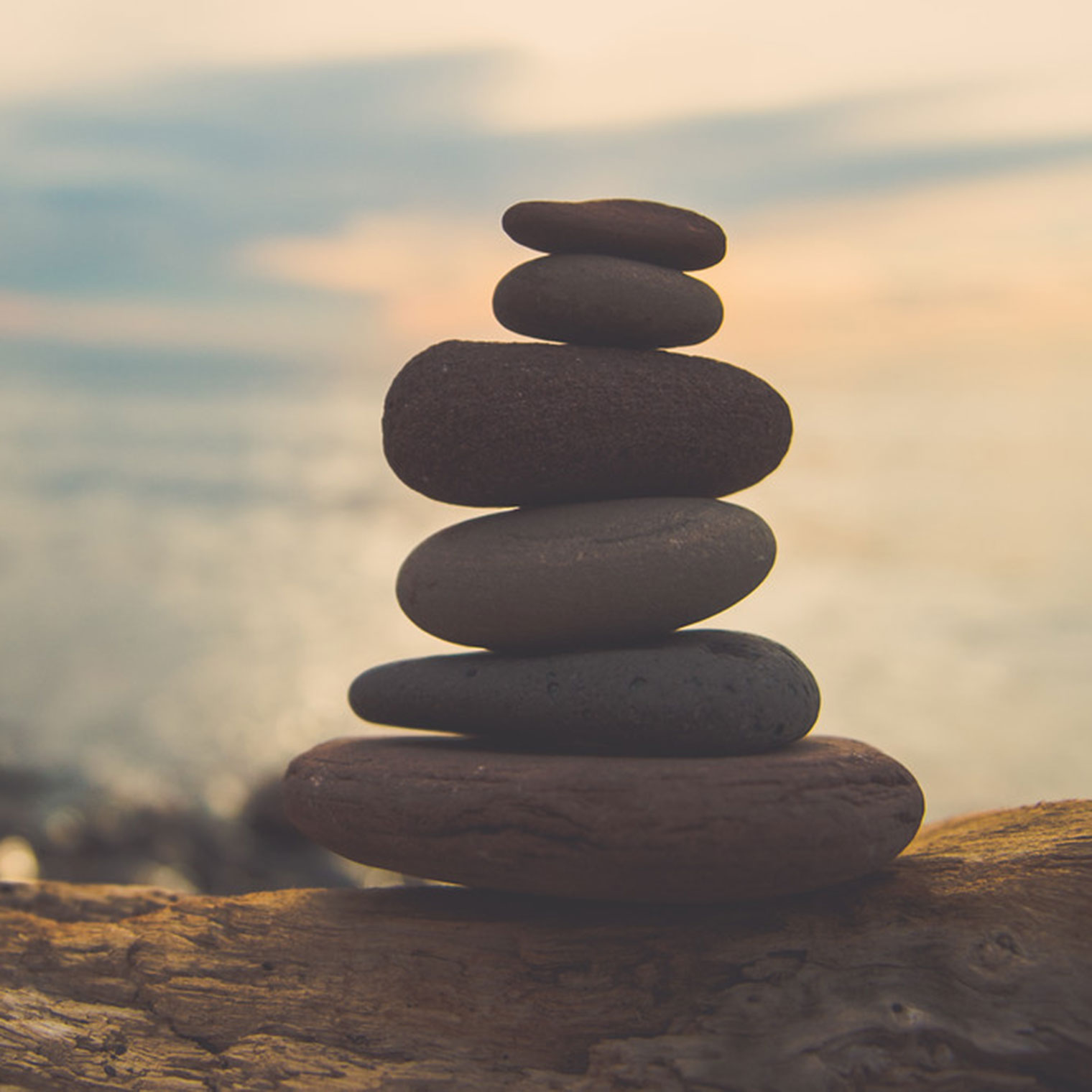yoga balancing stones mount bohemia